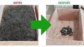 Foto de Compactadoras / Briquetadoras de viruta