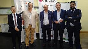 Foto de Meat Attraction defiende su apuesta por la internacionalización frente al sector ibérico de Extremadura