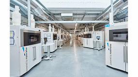 Foto de Materialise colabora con HP, Nikon y Essentium para apoyar la adopción de la impresión en 3D