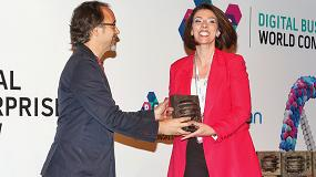 Foto de Microsoft Teams, solución ganadora en la categoría de Comunicaciones Unificadas