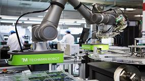 Foto de TM Robot, segunda mayor empresa de cobots del mundo en tan solo tres años de actividad