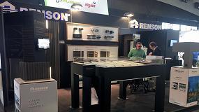 Foto de Linarte, nuevo sistema de revestimiento de fachadas de Renson
