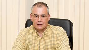 Foto de Emiliano Bernardo, nuevo presidente de Agremia