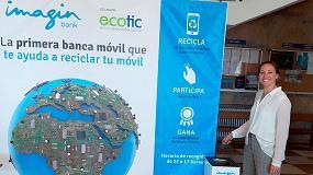 Foto de Once universidades españolas participan en la campaña de reciclaje electrónico 'Digitalización Sostenible'