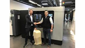 Foto de Bombardier apuesta por la impresión 3D de Stratasys en la producción de piezas para trenes y tranvías