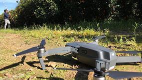 Foto de Drones y visión artificial para la estimación de producción en cítricos