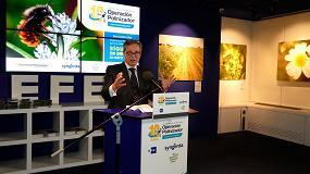 Foto de Exposición en Madrid sobre los 10 años de Operación Polinizador en España