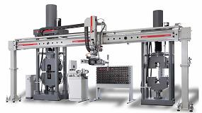 Foto de Sistema de ensayos automatizado en la industria plástica