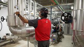 Foto de Veolia Servicios Norte, certificado por Aenor conforme a la Norma de Clasificación de Proveedores de Servicios Energéticos