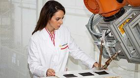 Foto de Presentan un nuevo método de fabricación de piezas ligeras para aeronaves