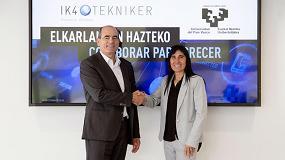 Foto de IK4-Tekniker y la UPV/EHU renuevan su compromiso para generar talento y conocimiento