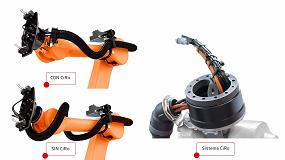 Foto de El sistema RSP Ciro resuelve los problemas con el cableado interno de los robots