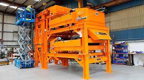 Foto de Eriez Europe proporciona a St. Margarets y Transfer Centre Ltd una solución única para la recuperación de metales: Eddy Current Separator