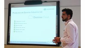 Foto de Domino España aporta sólida experiencia y especialización en la Industria 4.0 en el máster de packaging IQS-ICADE