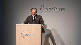 """Foto de José Manuel Entrecanales afirma que el modelo de negocio de Acciona es """"estable, predecible y enfocado al crecimiento"""""""