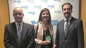 Foto de Veka Ibérica recibe el premio 'MAZ Empresa Saludable'