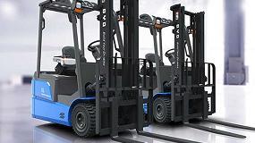 Foto de Carretillas TR incorpora en su amplia gama de productos las carretillas eléctricas de BYD Forklift
