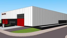 Foto de Salicru construye un nuevo almacén logístico y de distribución