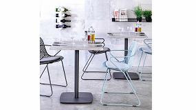 Foto de Grosfillex lanza una línea de mobiliario de hostelería de diseño