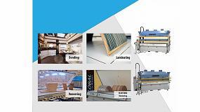 Foto de Tecnología Nabuurs Developing al servicio del sector de la madera: máquina combinada Global Duo