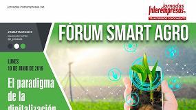 Foto de La digitalización y su implicación en el medio rural protagonizan la segunda edición del Fórum Smart Agro