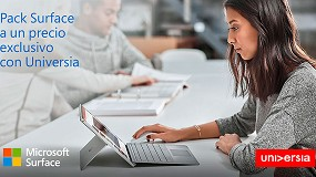 Foto de Microsoft y Universia facilitan a los universitarios el acceso a Surface Pro y formación certificada