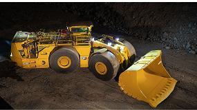 Foto de Caterpillar lanza su nueva pala cargadora de minería subterránea R2900