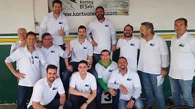 Foto de Domino España reúne a su equipo comercial confirmando los buenos resultados obtenidos