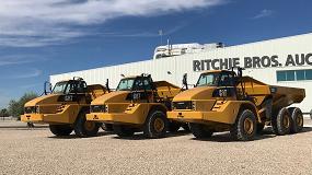 Foto de Ritchie Bros celebra una subasta de un solo dia en Ocaña el próximo 13 de junio