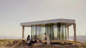 Foto de 'La casa del desierto', en la quinta temporada de la serie Black Mirror
