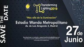 Foto de Líderes del management, la calidad, y la digitalización, serán los ponentes del Transforming Lighting 2019
