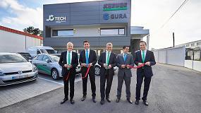 Foto de Arburg abre nuevas instalaciones en Marinha Grande (Portugal)