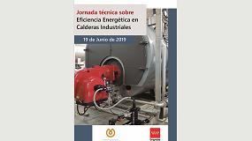 Foto de Jornada sobre Eficiencia Energética en Calderas Industriales