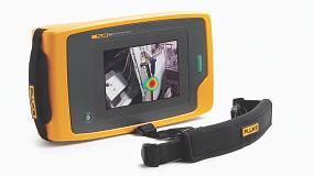 Foto de La nueva cámara acústica Fluke ii900 identifica las fugas de aire comprimido en minutos
