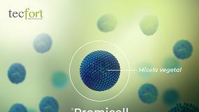 Foto de Tec-Fort, el insecticida ecológico de Grupo Agrotecnología, desarrollado con la formulación Promicell Technology