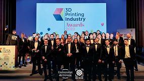Foto de BCN3D y UdG, premio a la Mejor Aplicación de Salud 2019