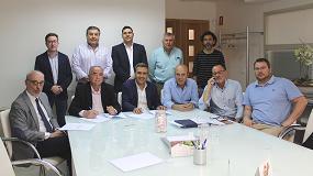 Foto de Hispalyt, UGT-FICA y CC OO firman el Convenio Estatal