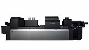 Foto de Fujifilm lanza la nueva Jet Press 750S, una prensa digital inkjet formato B2 y de alimentación por pliegos