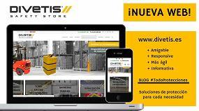 Foto de Grupo Divetis - Safety Store estrena nueva web