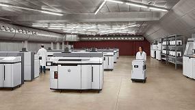 Foto de HP muestra sus nuevas soluciones de fabricación aditiva en la feria Addit3D