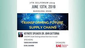 Foto de 7 SCLForum 2019: 'Transforming Future Supply Chains'