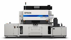 Foto de La nueva SurePress de Epson alcanza velocidades de impresión de hasta 50 metros por minuto