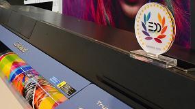 Foto de La nueva TrueVIS VG2 gana el premio EDP a la 'Mejor solución de impresión y corte'