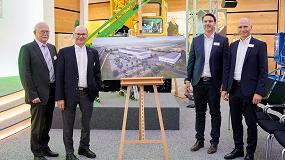 Foto de Sennebogen abrirá un nuevo Centro de Atención al Cliente en Baja Baviera