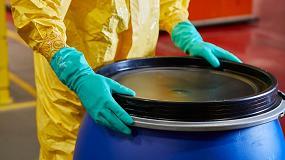 Foto de DuPont Personal Protection lanza una nueva gama de guantes de protección química Tychem