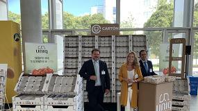Foto de Uniq presenta sus nuevas barquetas sostenibles en cartón