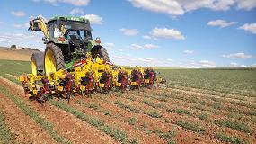 Foto de Taller Agrícola Guerra renueva sus cultivadores binadores de precisión