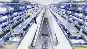 Foto de SSI Schaefer moderniza el centro de distribución del mayorista farmacéutico Slawex