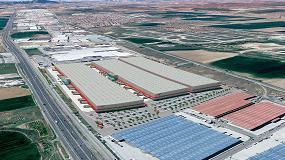 9ccd433ac90 Foto de Mahou San Miguel inicia la comercialización de una nueva plataforma  logística que se ubicará