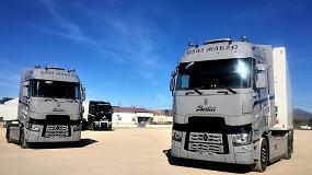 Foto de Dimafrío adquiere 20 unidades de la Gama T de Renault Trucks